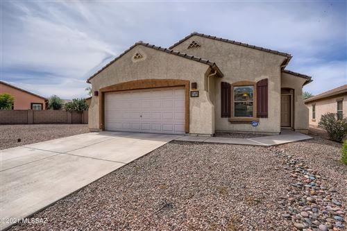 Photo of 9649 N Deimos Drive, Tucson, AZ 85743 (MLS # 22125811)