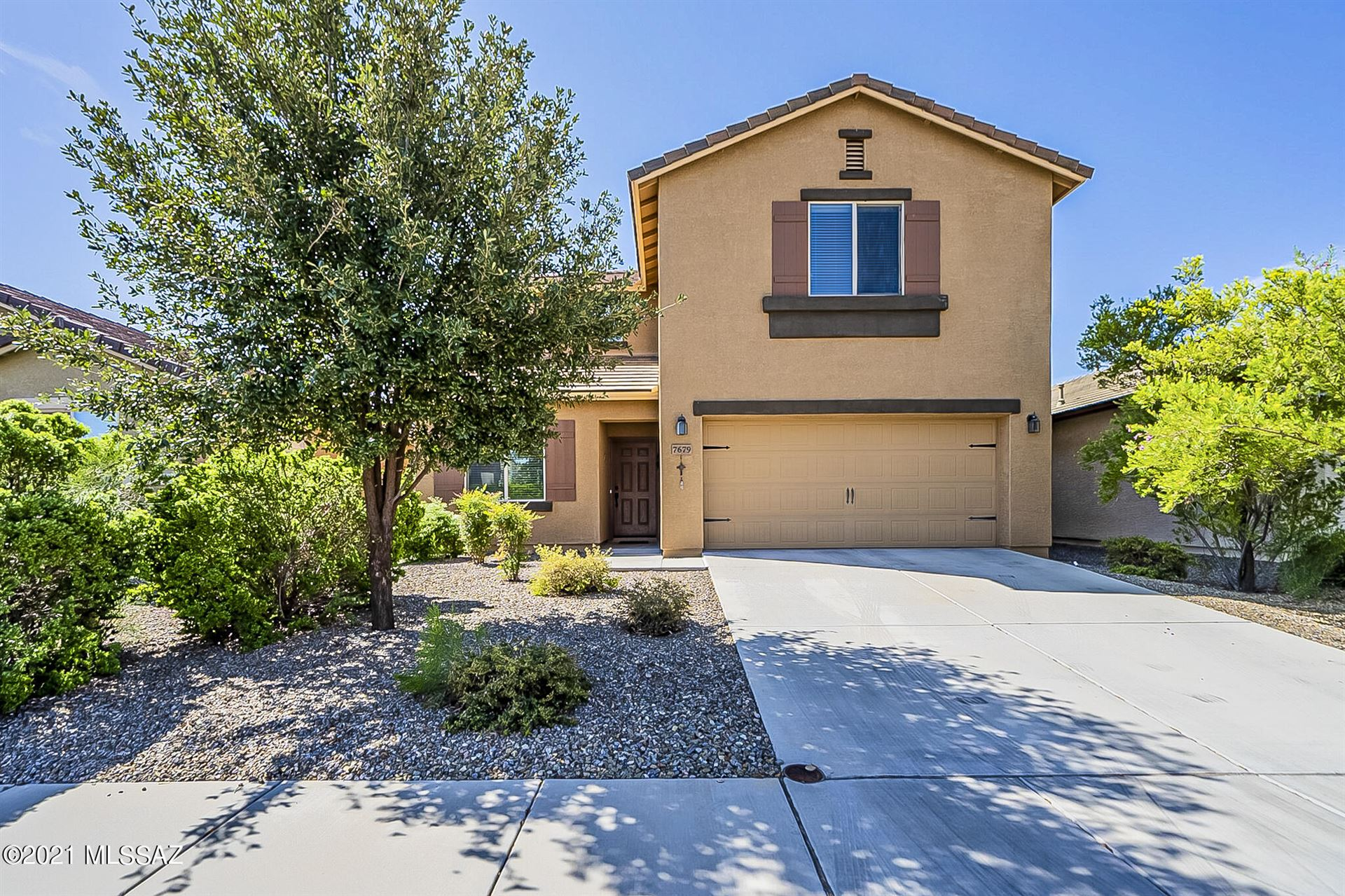 7679 W Tight Line Drive, Tucson, AZ 85757 - MLS#: 22122813