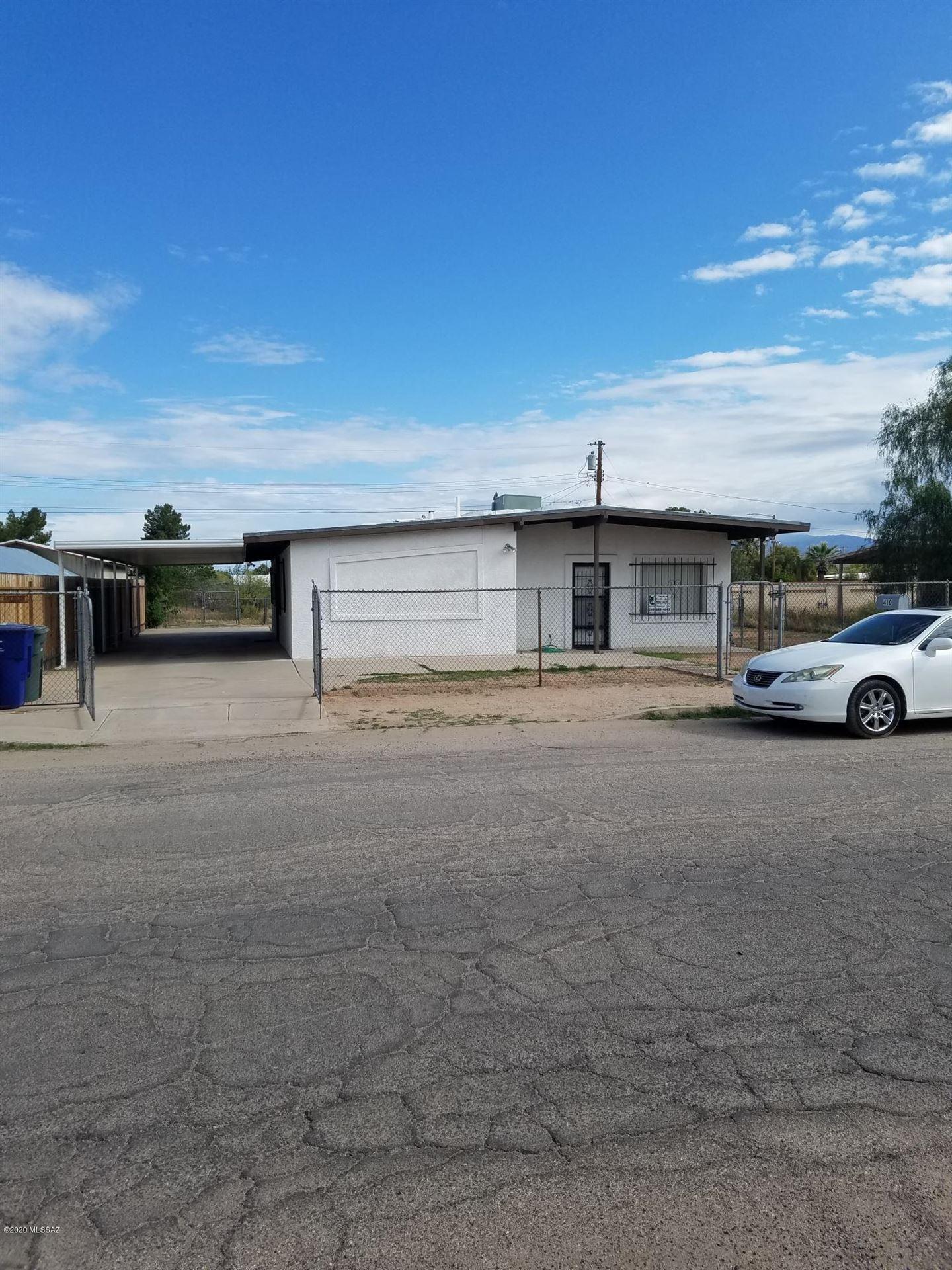 410 W Utah Street, Tucson, AZ 85706 - MLS#: 22009814