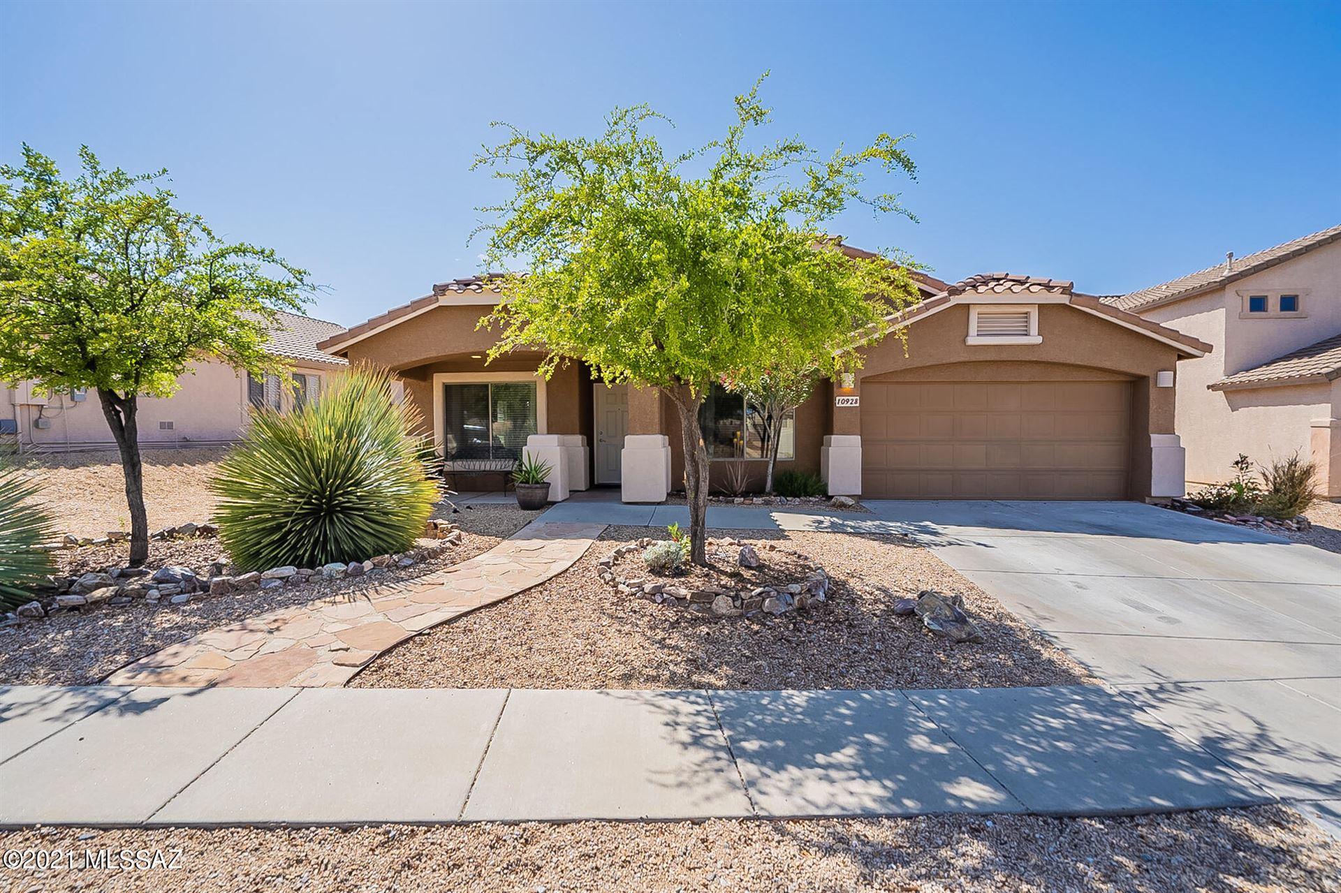 10928 S Alley Mountain Drive, Vail, AZ 85641 - MLS#: 22111819
