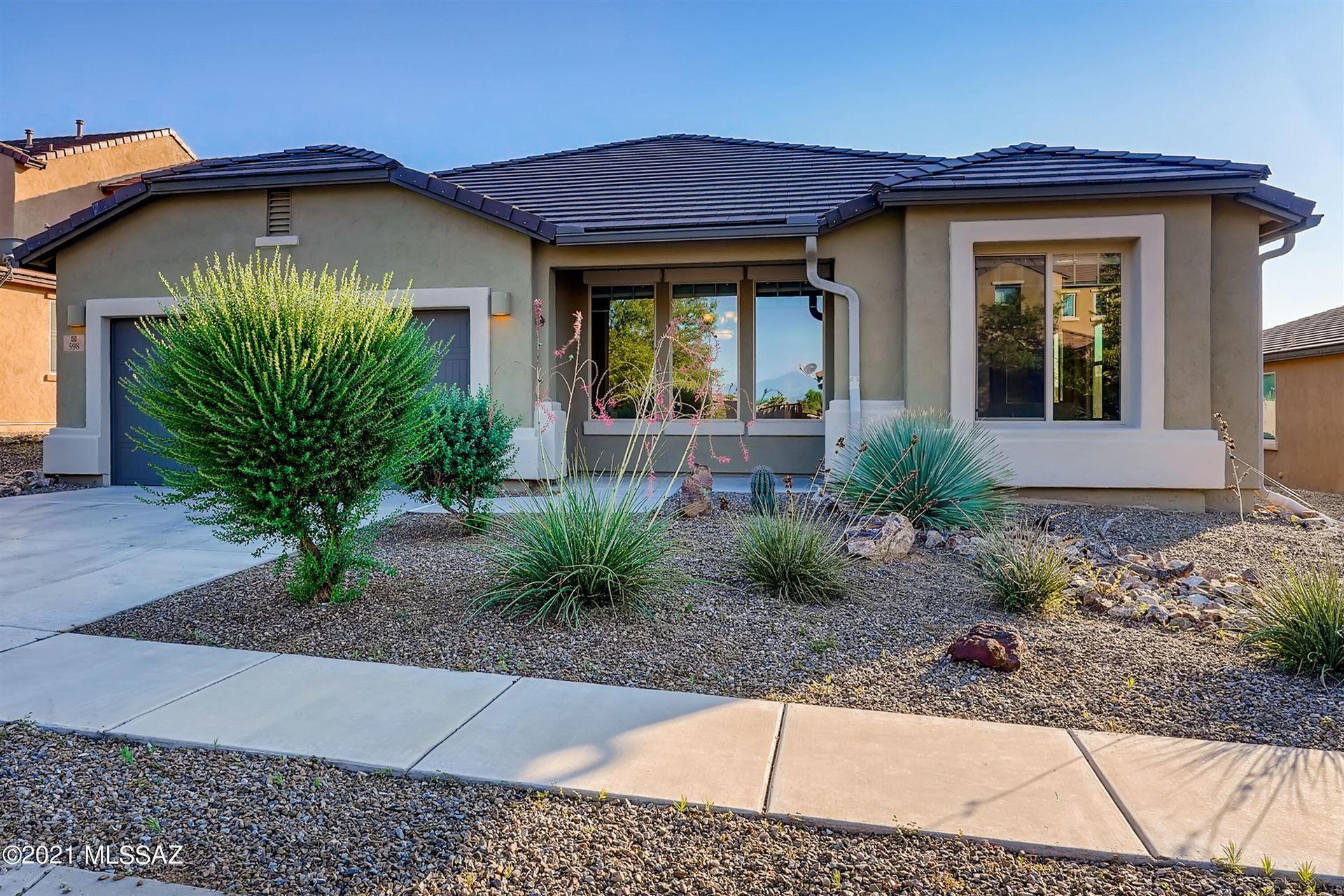 598 S Desert Haven Road, Vail, AZ 85641 - MLS#: 22123819