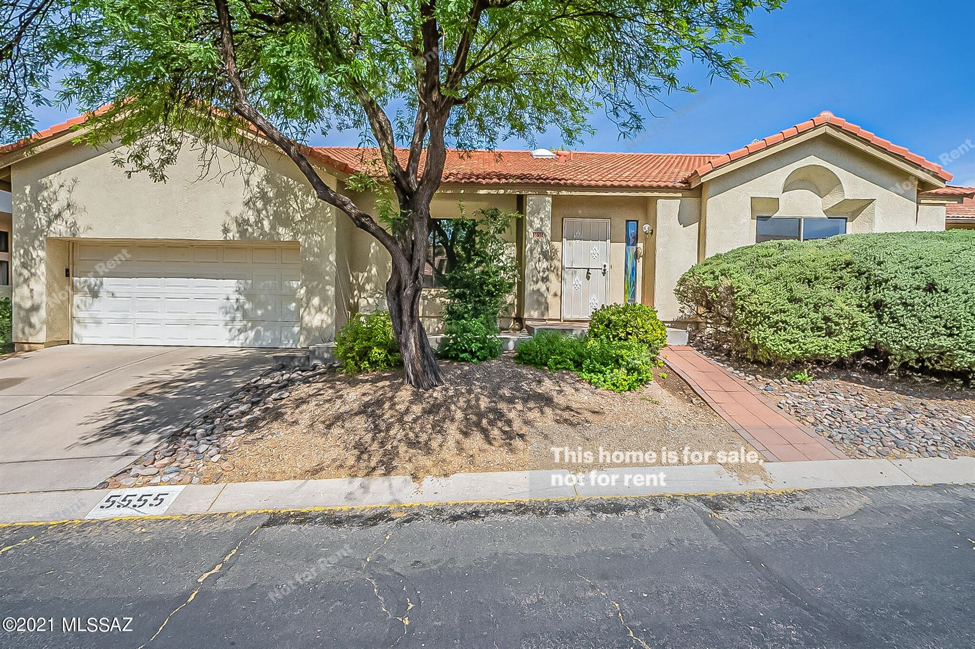 5555 N Waterfield Drive, Tucson, AZ 85750 - MLS#: 22114821