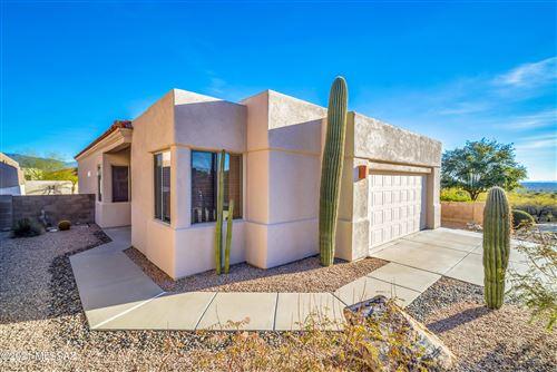 Photo of 5376 N Catalina Canyon Place, Tucson, AZ 85749 (MLS # 22101823)