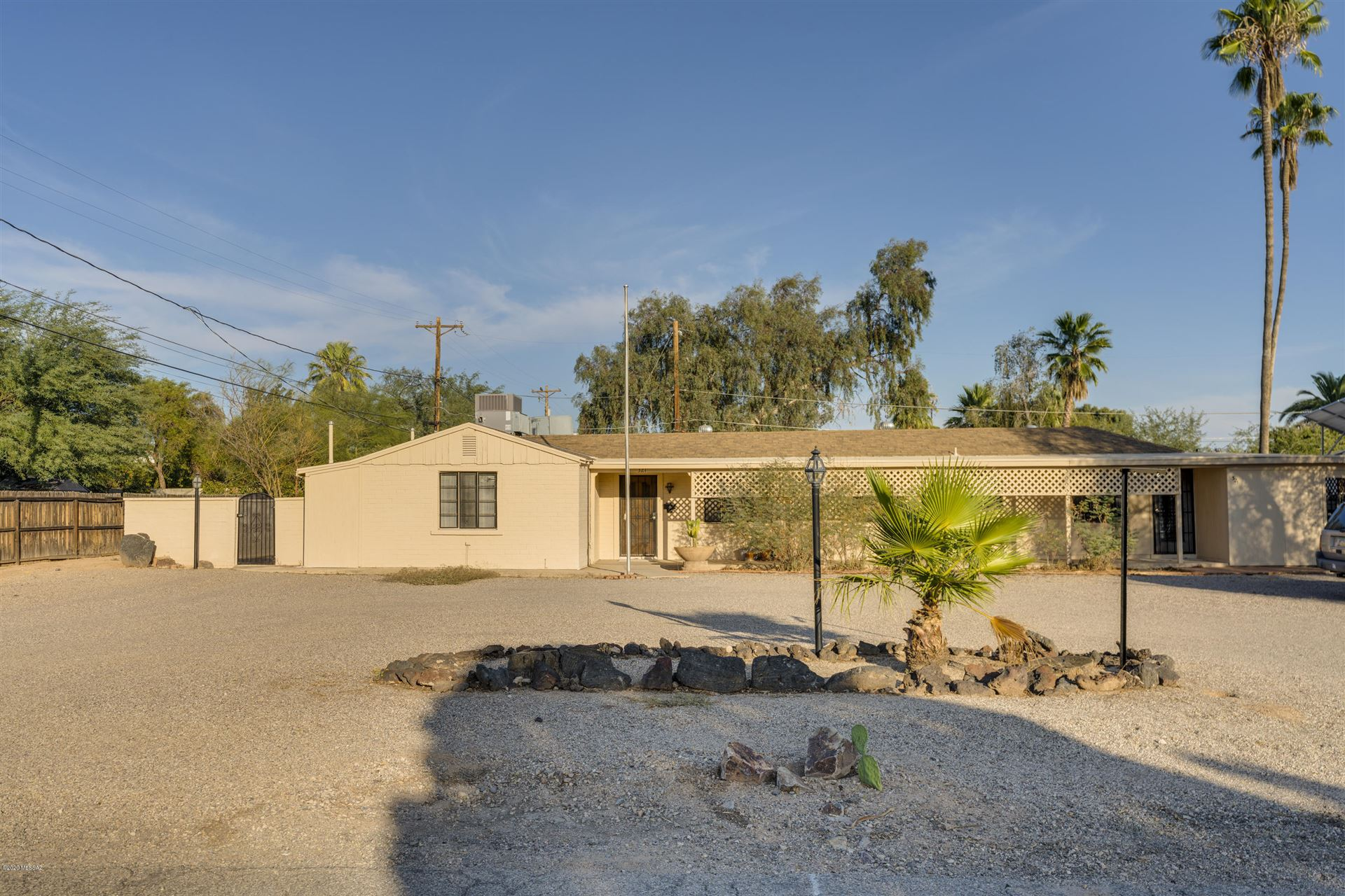 321 S Irving Avenue, Tucson, AZ 85711 - MLS#: 22026827