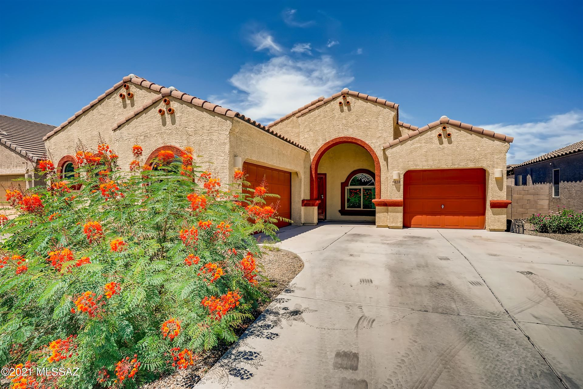 8272 W Canvasback Lane, Tucson, AZ 85757 - MLS#: 22121827