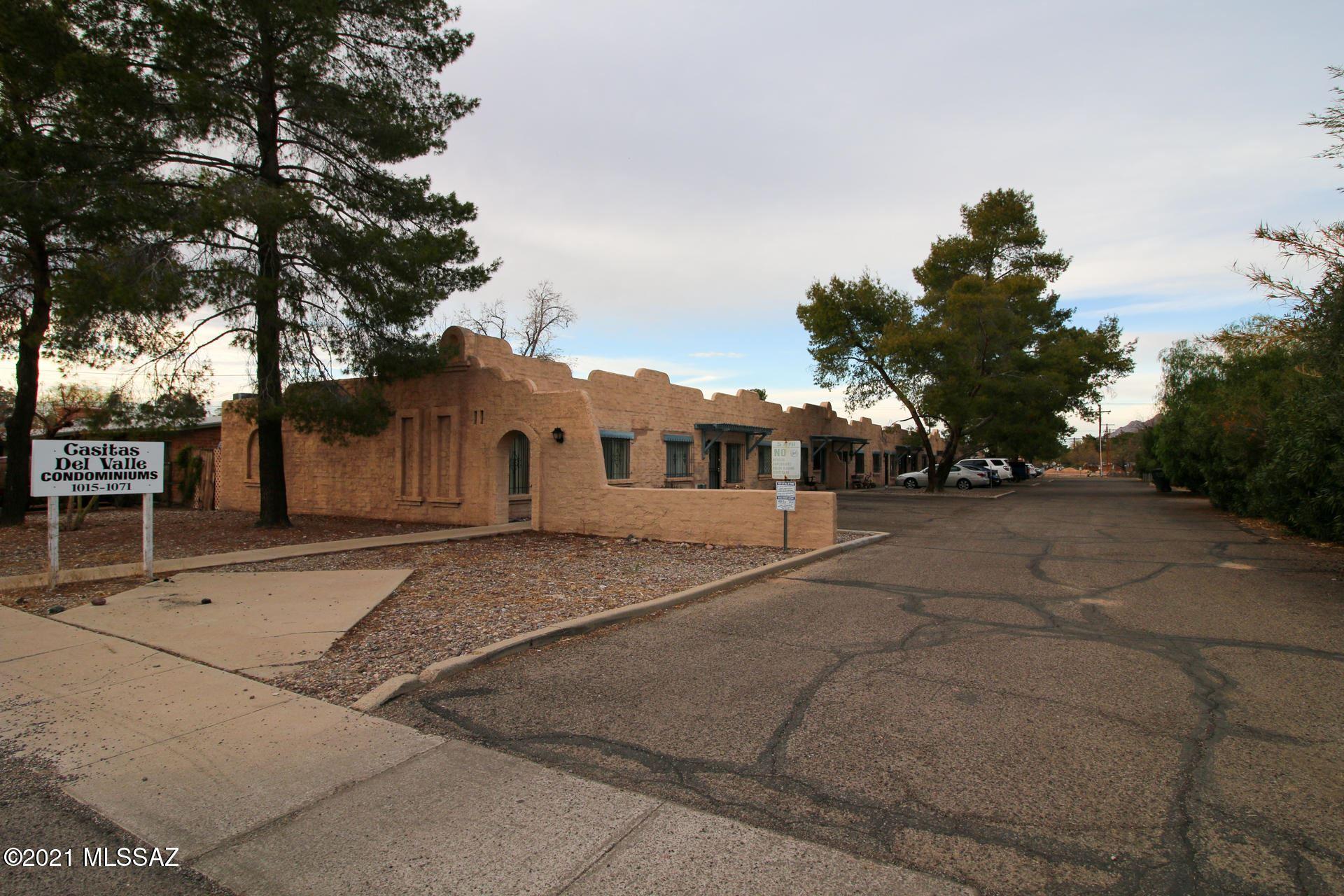 1061 E Halcyon Road, Tucson, AZ 85719 - MLS#: 22102829