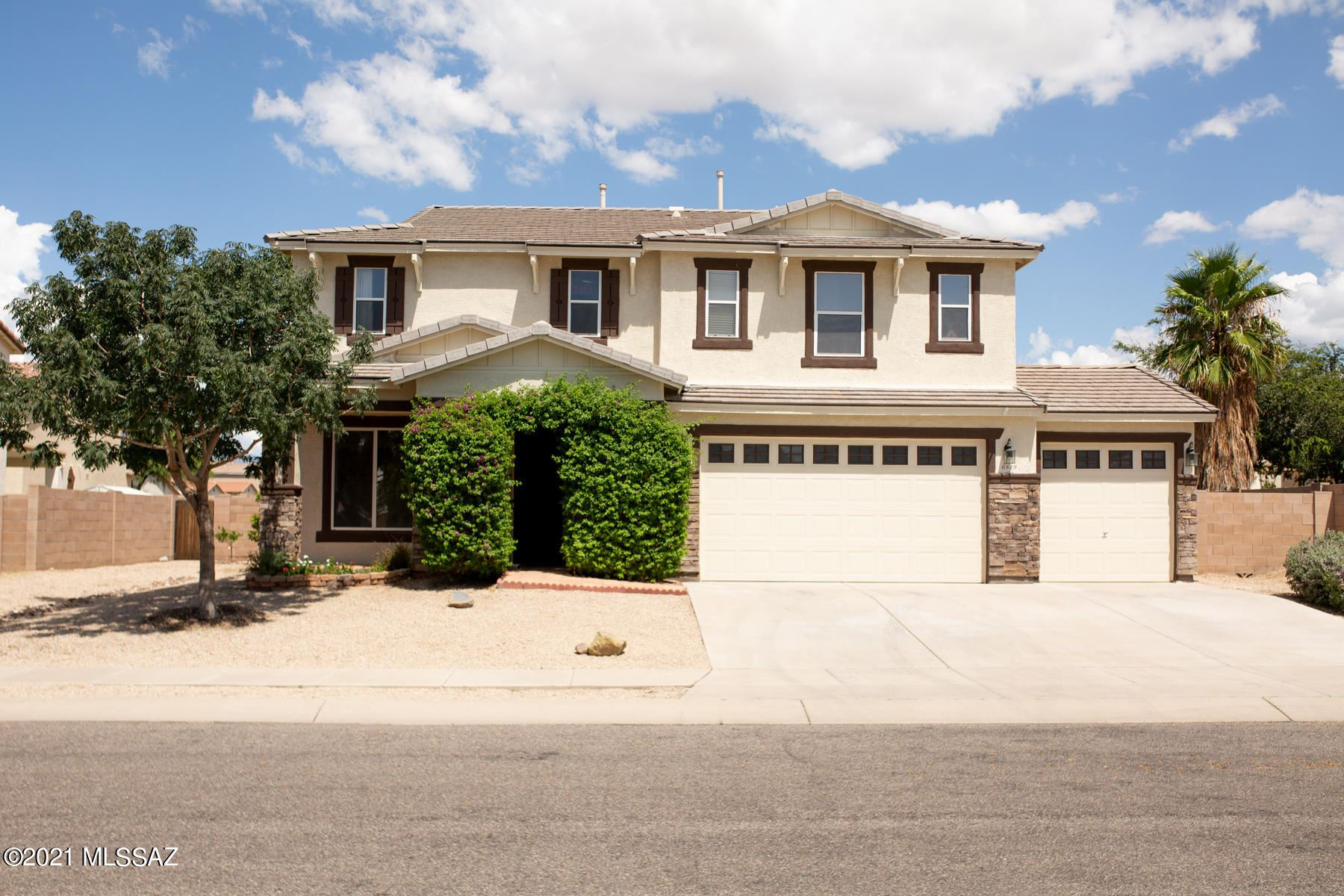 6849 S Yellow Star Drive, Tucson, AZ 85756 - MLS#: 22121832