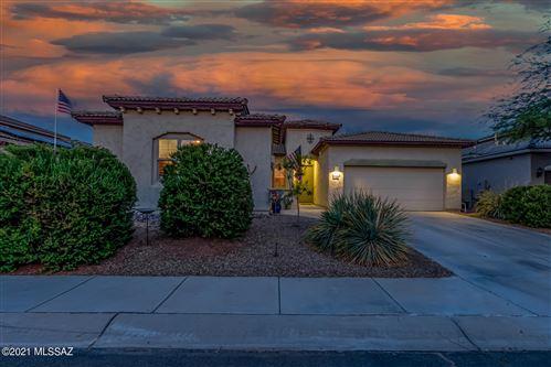 Photo of 12742 N Quinoa Drive, Marana, AZ 85653 (MLS # 22118843)