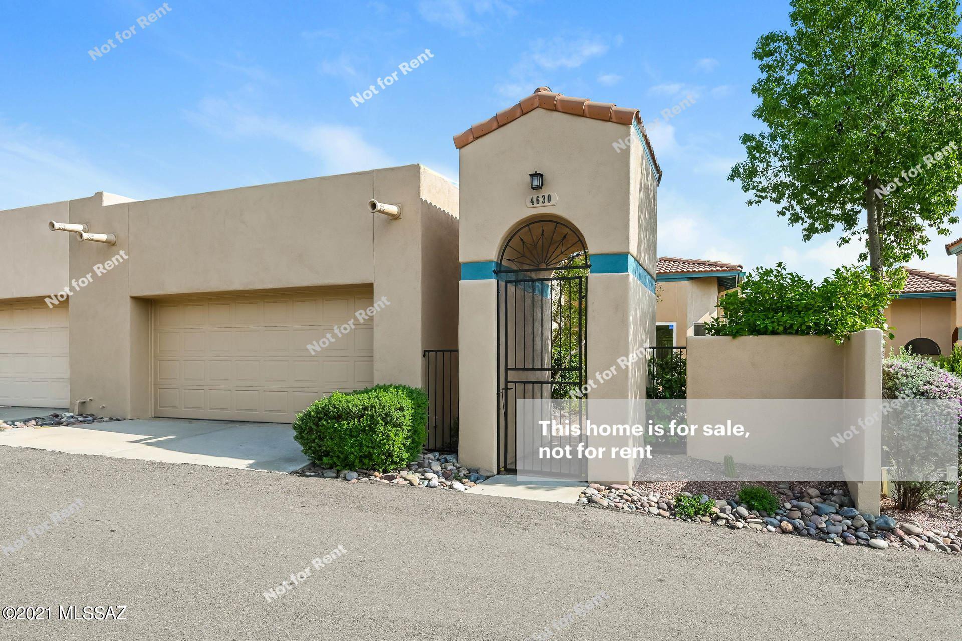 4630 E Red Mesa Drive, Tucson, AZ 85718 - MLS#: 22118844