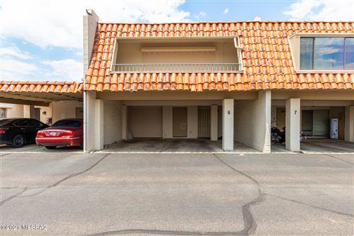 Photo of 2525 E Prince Road #6, Tucson, AZ 85716 (MLS # 22118847)