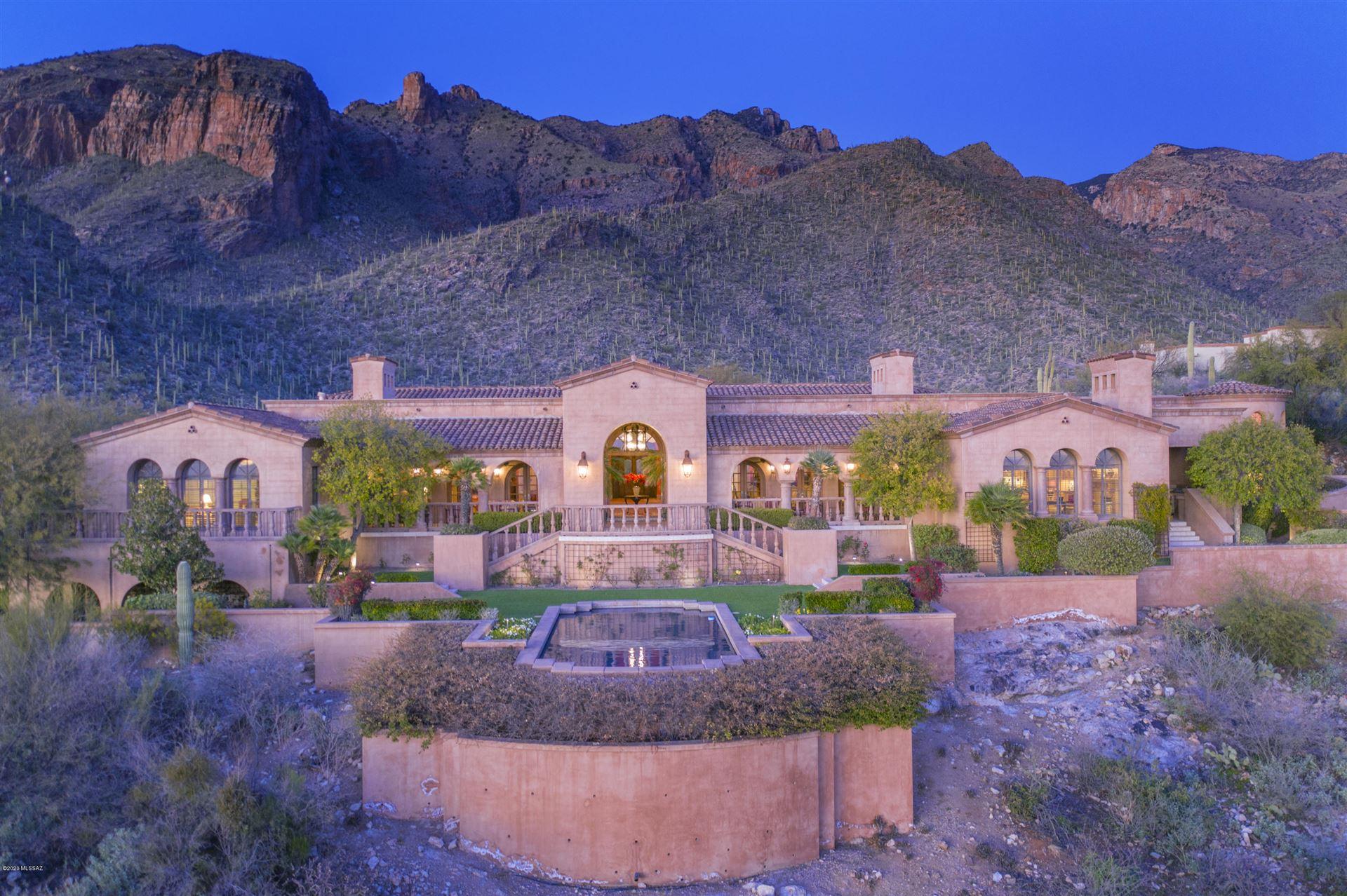 7406 N Secret Canyon Drive, Tucson, AZ 85718 - MLS#: 22002848