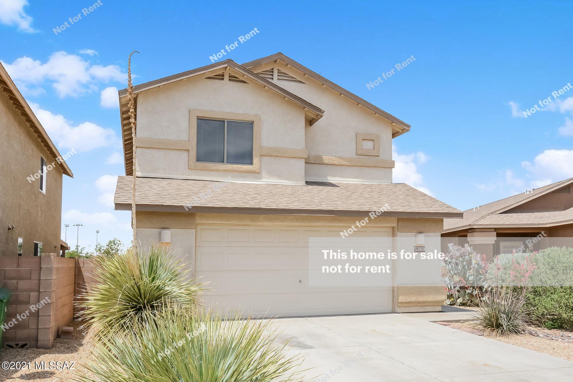5369 N Crowley Lane, Tucson, AZ 85705 - MLS#: 22111848