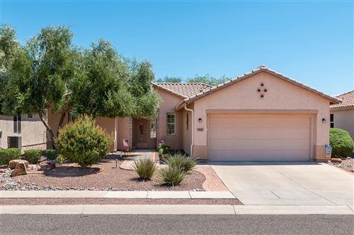 Photo of 7637 W Cathedral Canyon Drive, Tucson, AZ 85743 (MLS # 22018849)