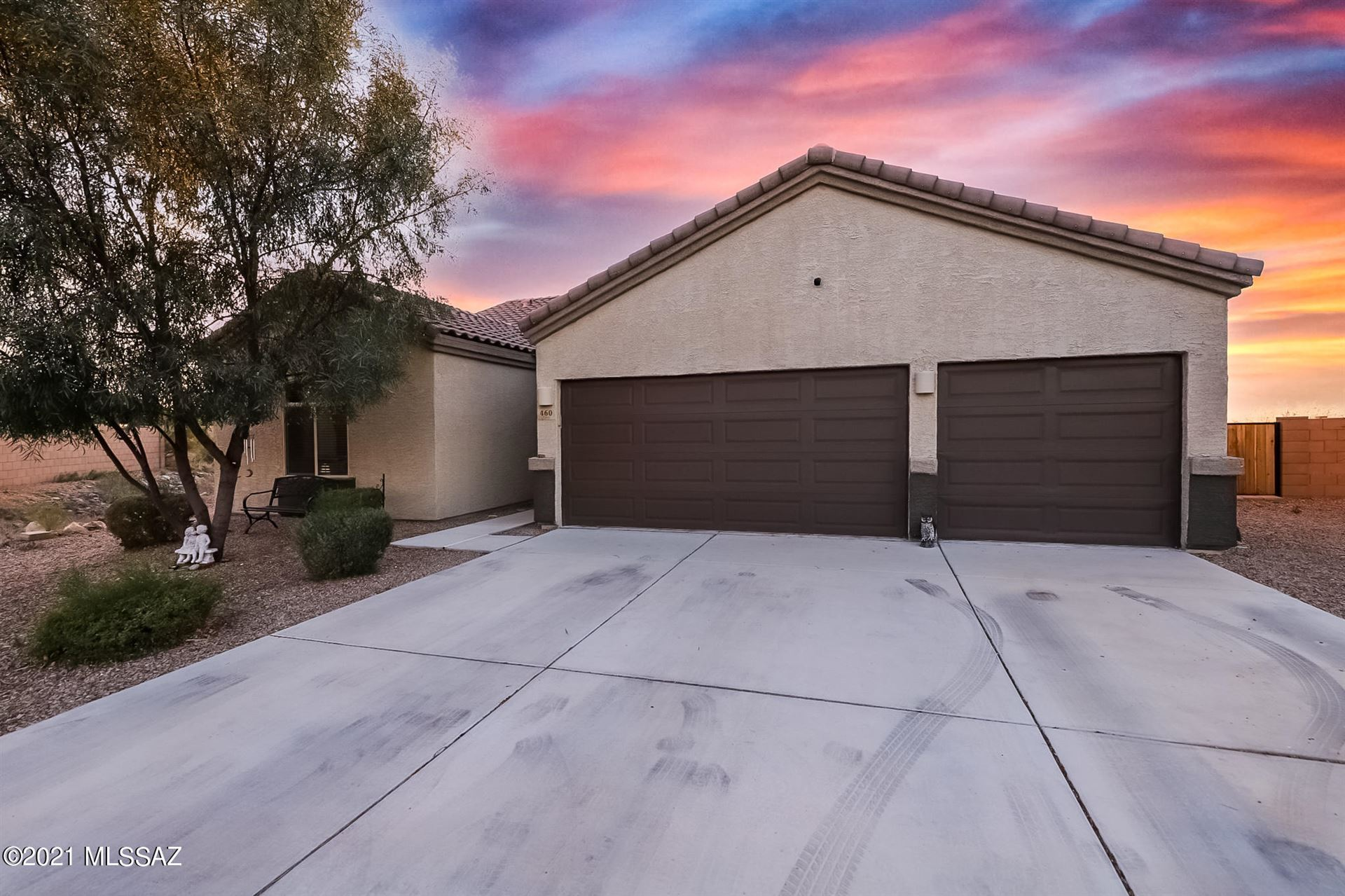 460 W Courts Redford Place, Vail, AZ 85641 - MLS#: 22104849