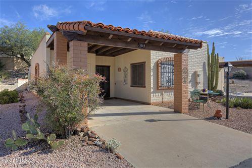 Photo of 1114 W Calle Alcazar, Green Valley, AZ 85622 (MLS # 22126850)