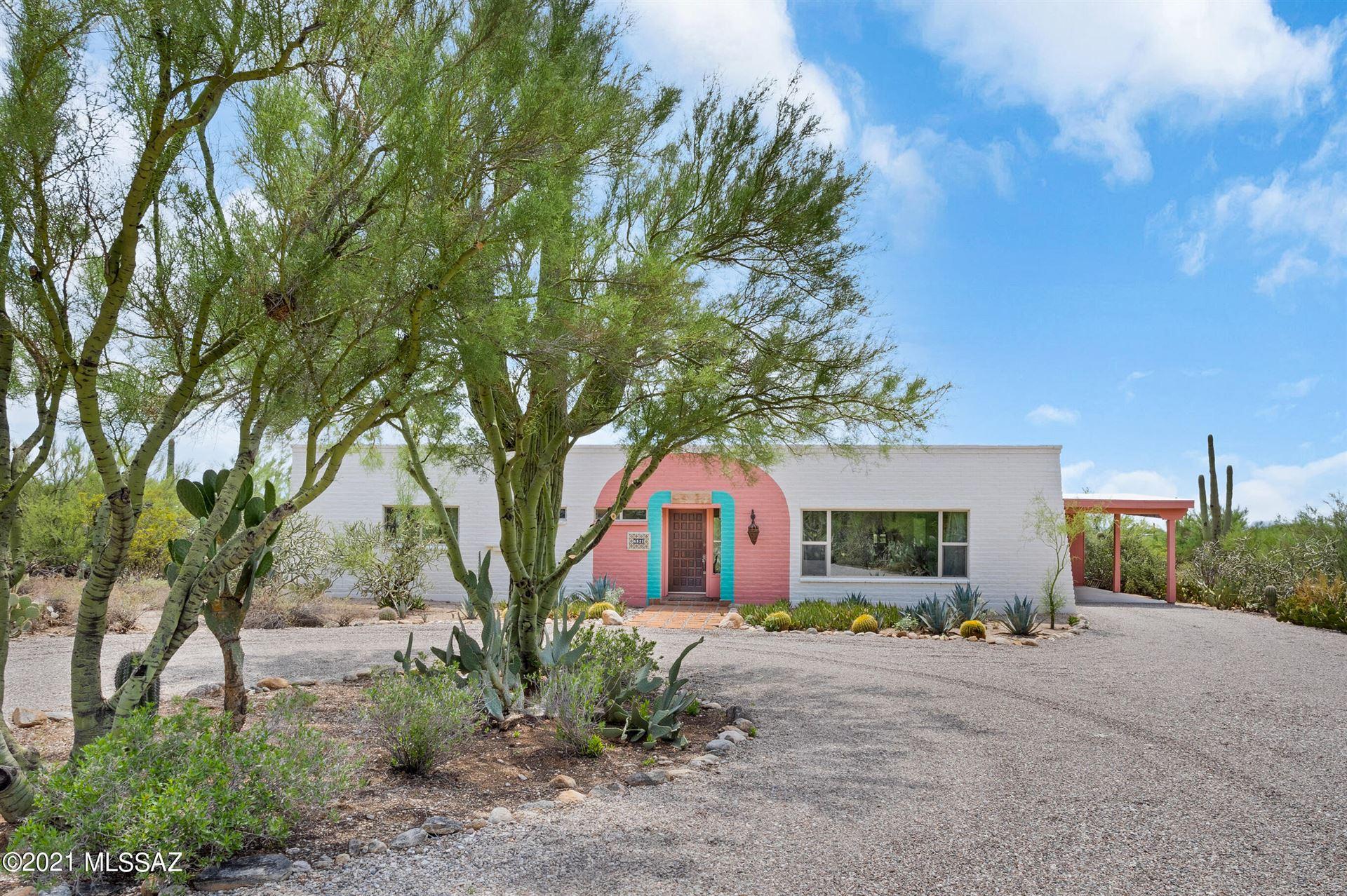 6521 N Calle Padre Felipe, Tucson, AZ 85718 - MLS#: 22118855