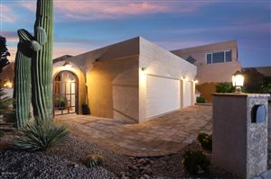 Photo of 8371 N Lee Trevino Drive, Tucson, AZ 85742 (MLS # 21922862)
