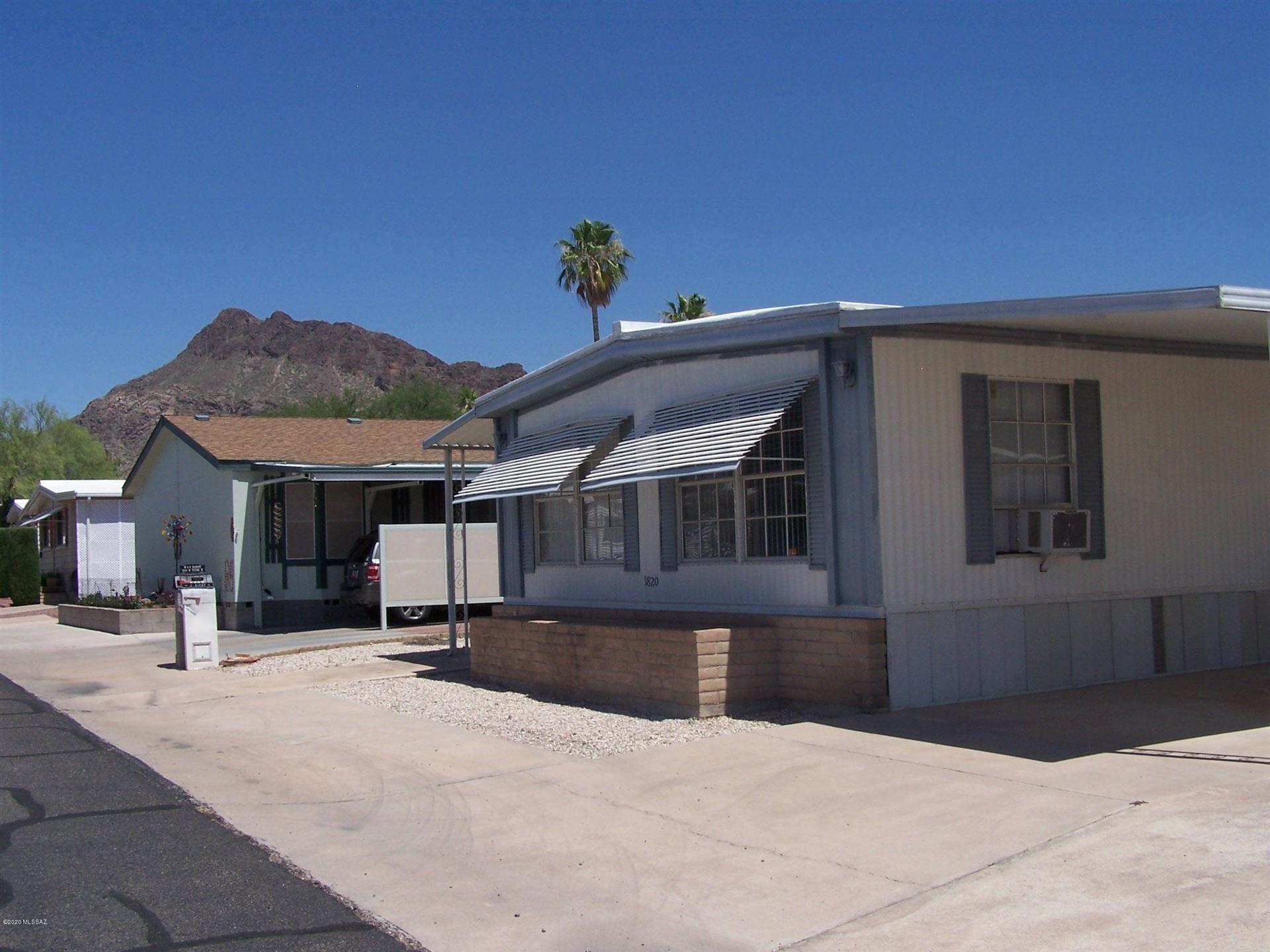 5820 W Flying W Street, Tucson, AZ 85713 - #: 22013867