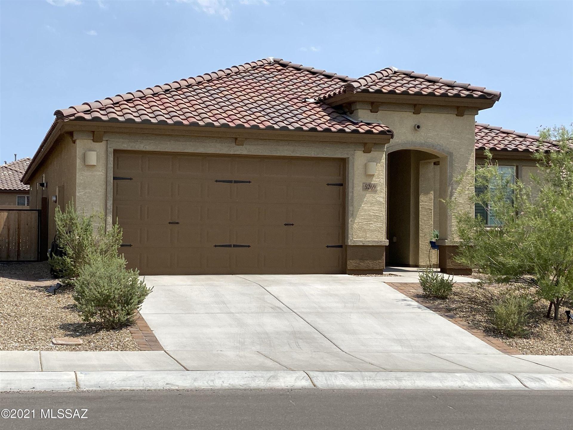 5269 W Toronto Highlands Lane, Tucson, AZ 85742 - MLS#: 22117867