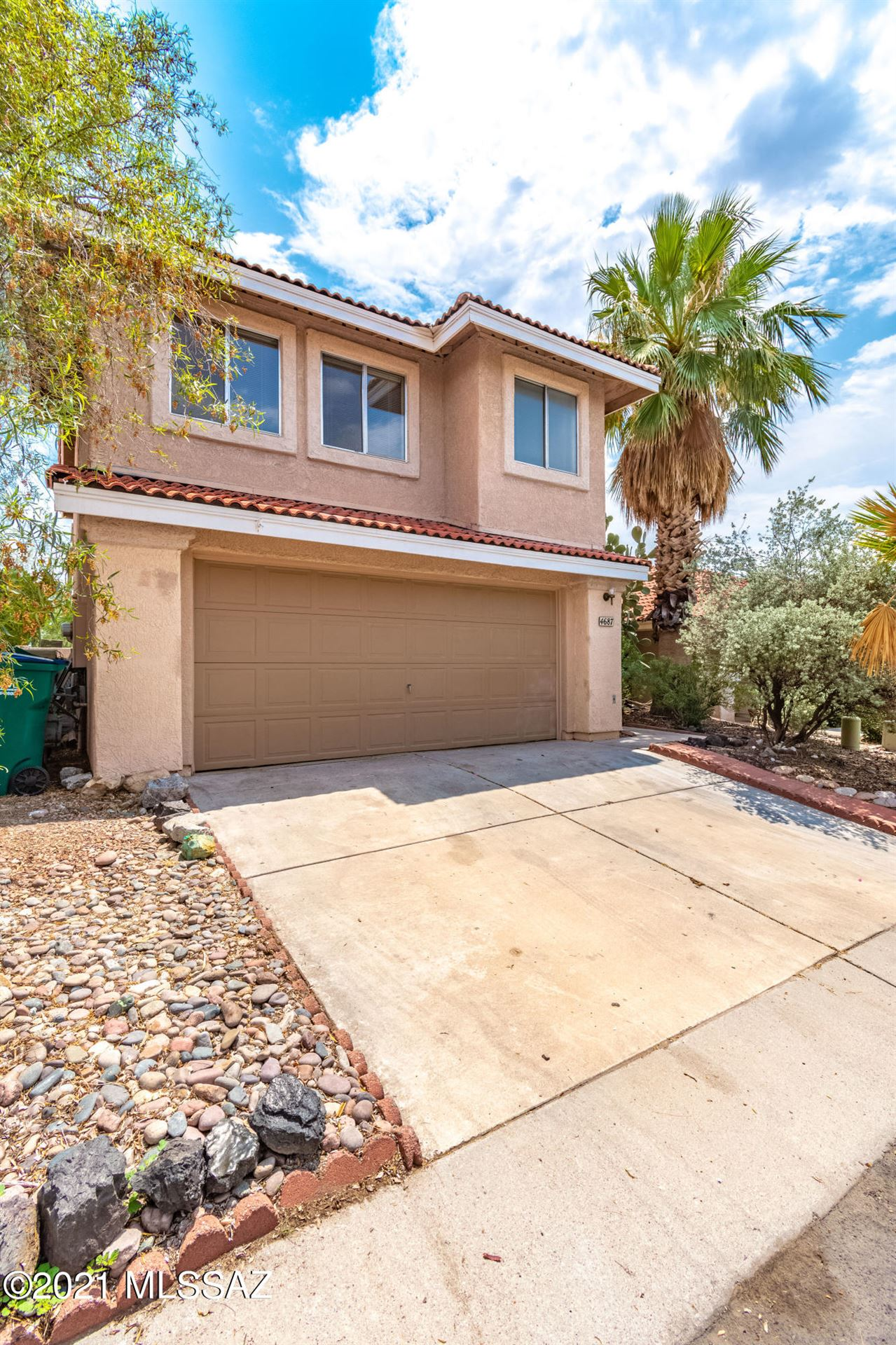 4687 W Knollside Street, Tucson, AZ 85741 - MLS#: 22118869
