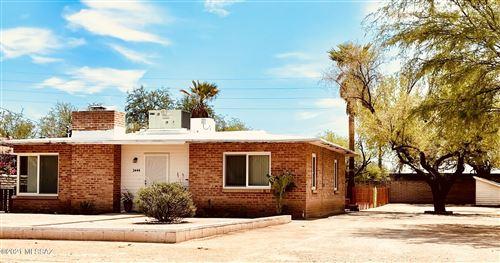 Photo of 3444 E Willard Street, Tucson, AZ 85716 (MLS # 22122874)