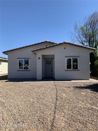 Photo of 2956 N Palo Verde Avenue, Tucson, AZ 85716 (MLS # 22125880)