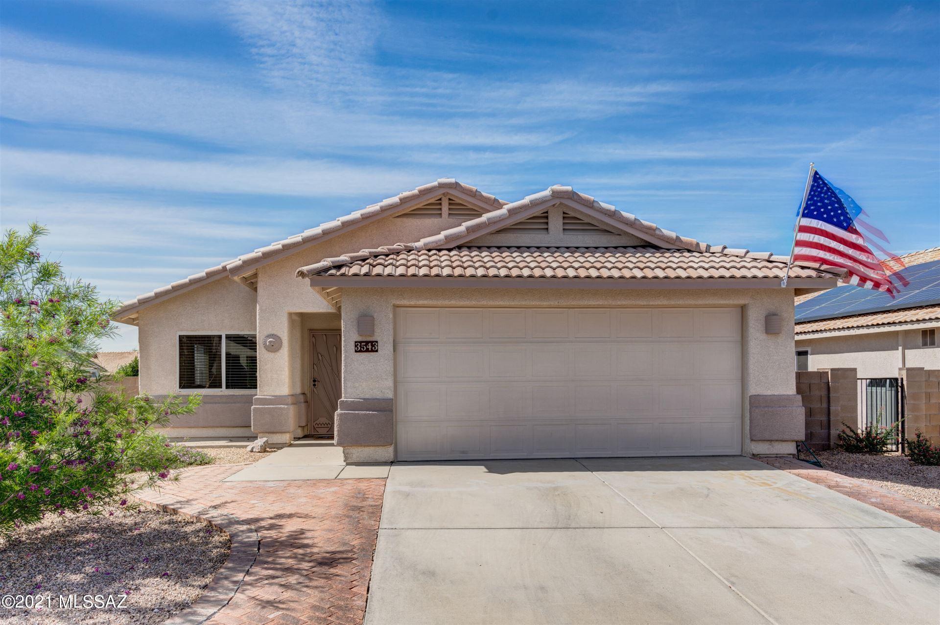 3543 N Avenida Albor, Tucson, AZ 85745 - MLS#: 22111882