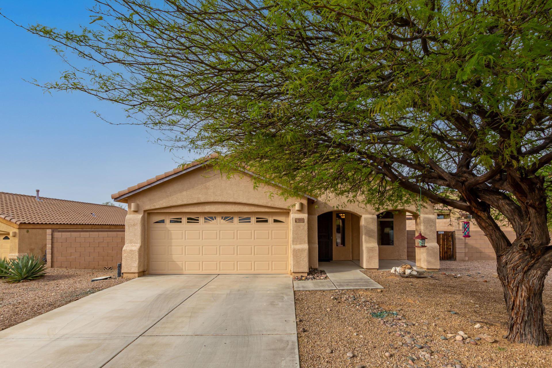 533 S Douglas Wash Road, Vail, AZ 85641 - MLS#: 22109884