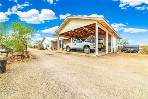 Photo of 43549 E Fairmount Street, Tucson, AZ 85739 (MLS # 22116885)