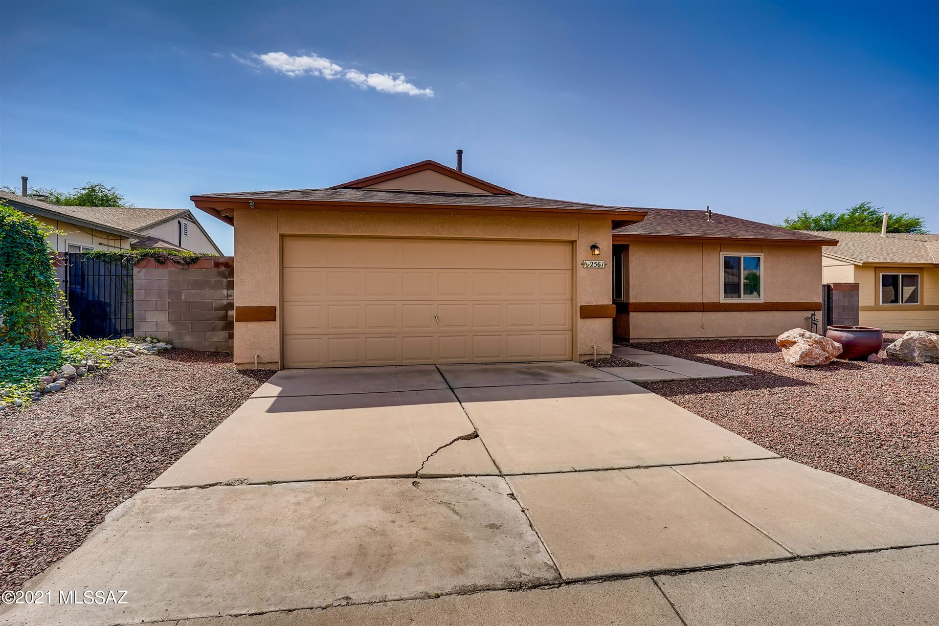 2561 W Whisbrook Lane, Tucson, AZ 85741 - #: 22125891