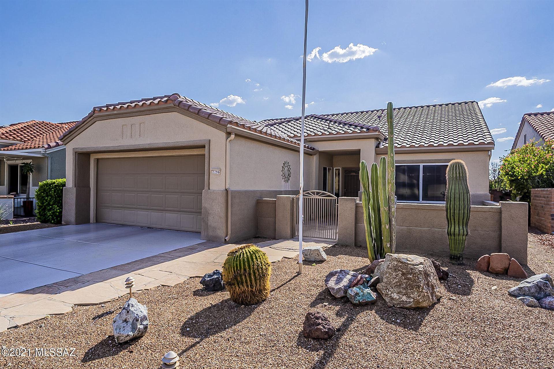 2296 E Sausalito Trail, Oro Valley, AZ 85755 - MLS#: 22123892