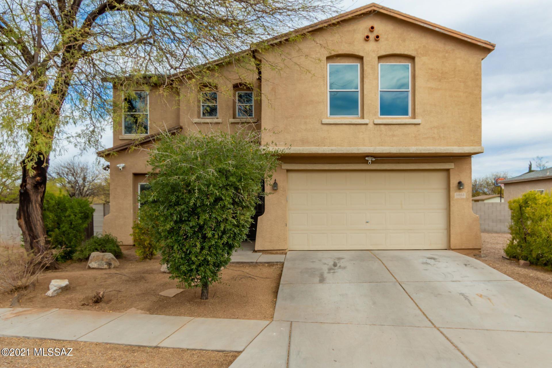 5865 E Cedarbird Drive, Tucson, AZ 85756 - #: 22106894