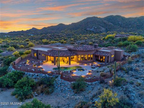 Photo of 14530 N Granite Peak Place, Oro Valley, AZ 85755 (MLS # 22118895)