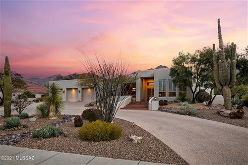 Photo of 7311 E Desert Moon Loop, Tucson, AZ 85750 (MLS # 22101897)