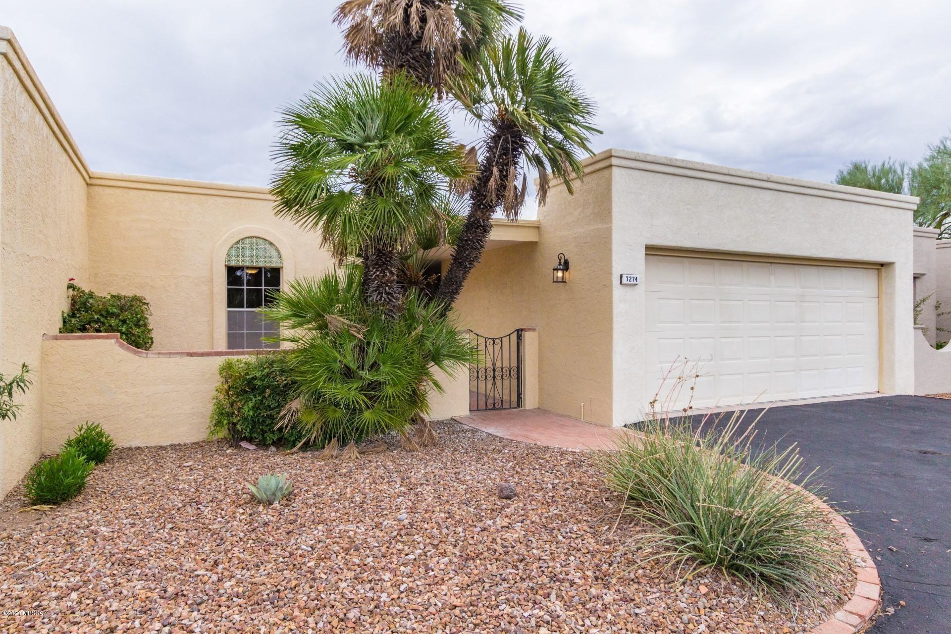 7274 E Camino Valle Verde, Tucson, AZ 85715 - #: 22013897