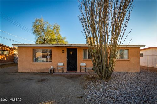 Photo of 3620 E Glenn Street, Tucson, AZ 85716 (MLS # 22101900)