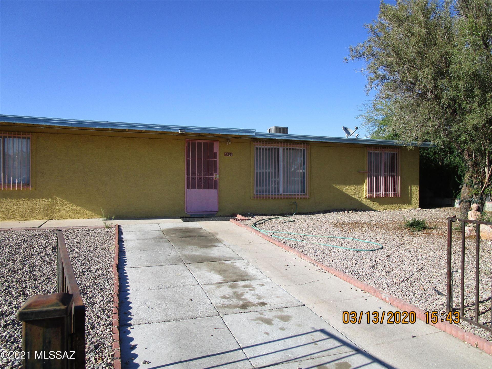 1726 W Root Lane, Tucson, AZ 85705 - MLS#: 22109903
