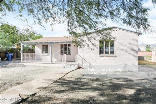 Photo of 3125 E Pima Street, Tucson, AZ 85716 (MLS # 22124905)