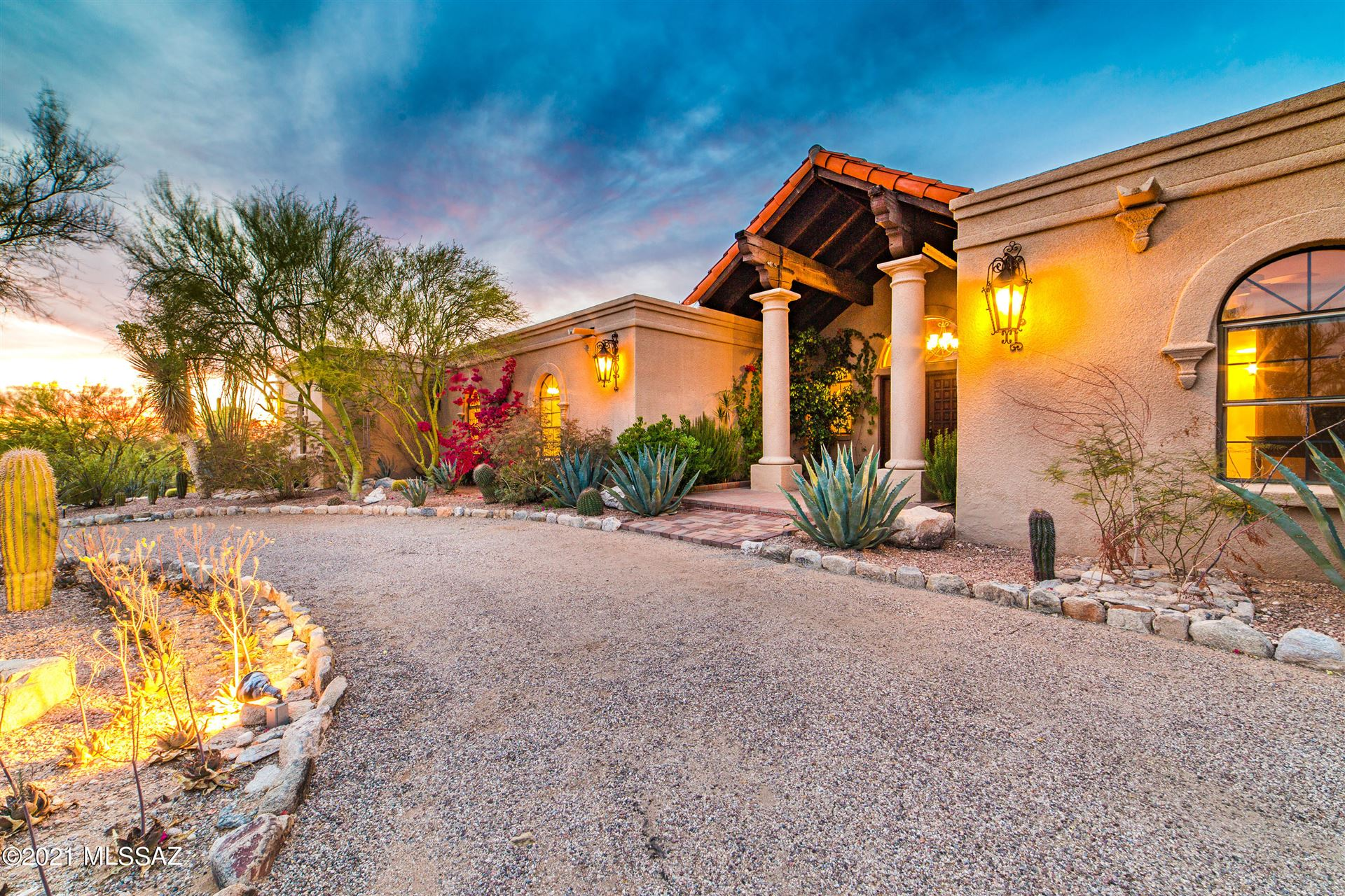2321 E Camino La Zorrela, Tucson, AZ 85718 - MLS#: 22109913