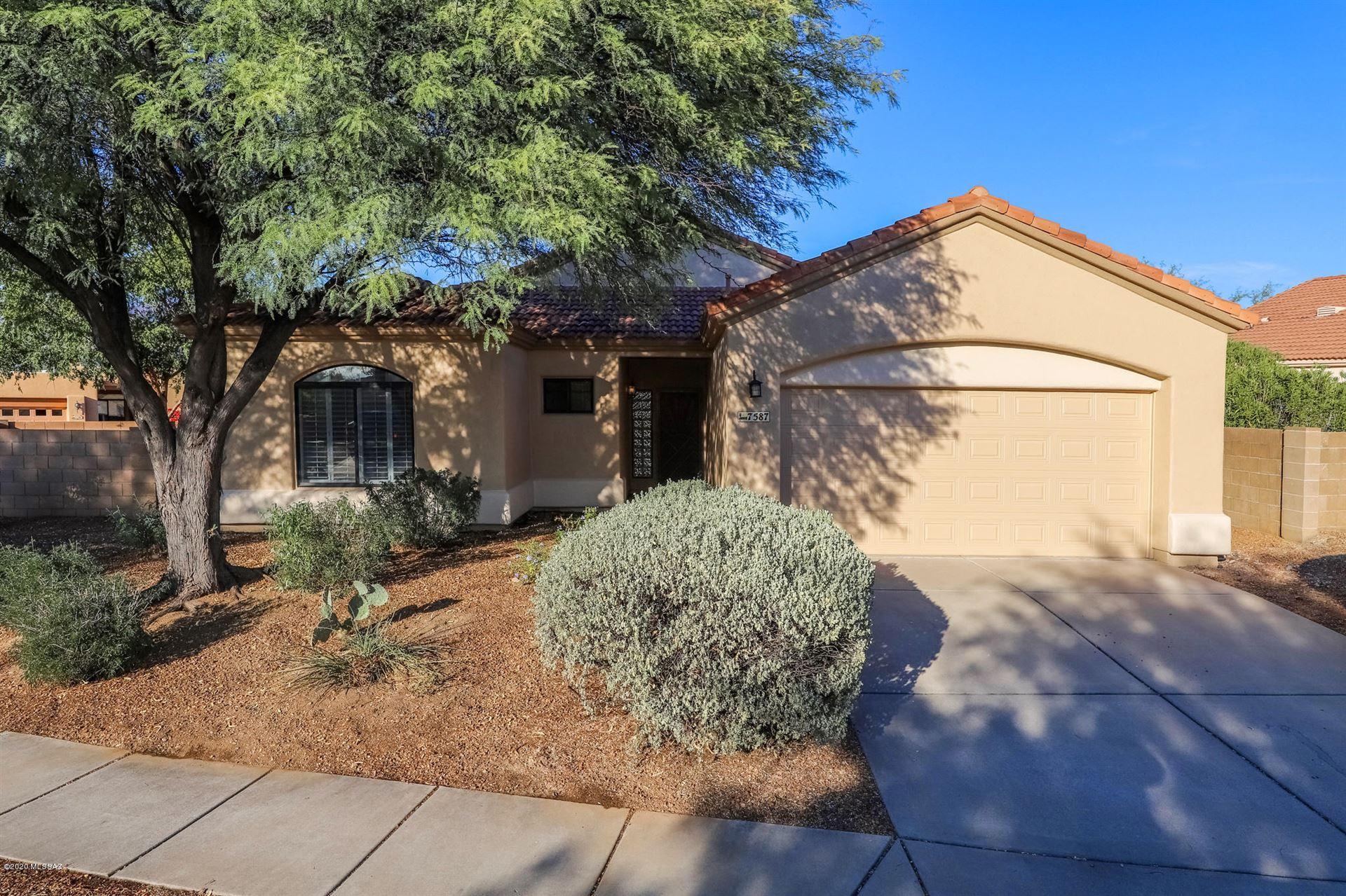 7587 E Golden River Lane, Tucson, AZ 85715 - #: 22025914