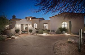 Photo of 7437 N Mystic Canyon Drive, Tucson, AZ 85718 (MLS # 21912917)