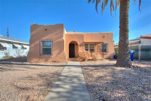 Photo of 1332 E 9th Street, Tucson, AZ 85719 (MLS # 22113918)