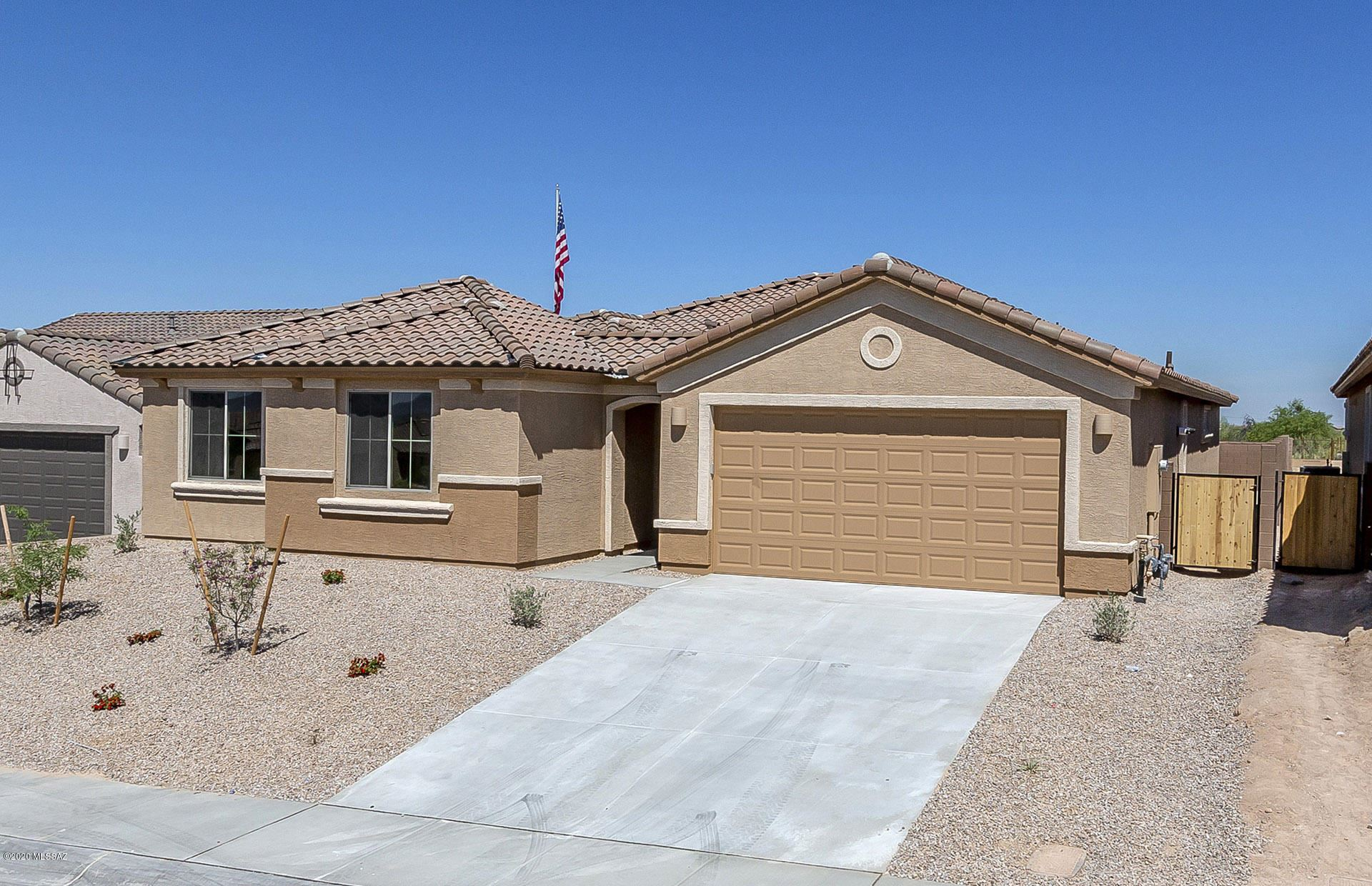 8723 N Big Ben Lane, Tucson, AZ 85742 - #: 22002919