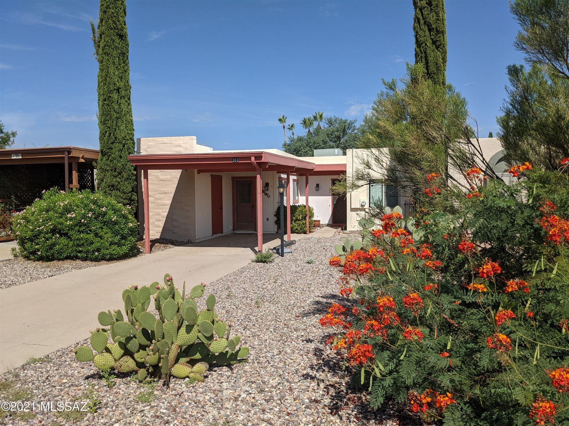 303 N Calle De Las Profetas, Green Valley, AZ 85614 - MLS#: 22122919