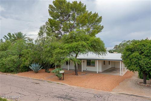 Photo of 2607 N Wilson Avenue, Tucson, AZ 85719 (MLS # 22124921)
