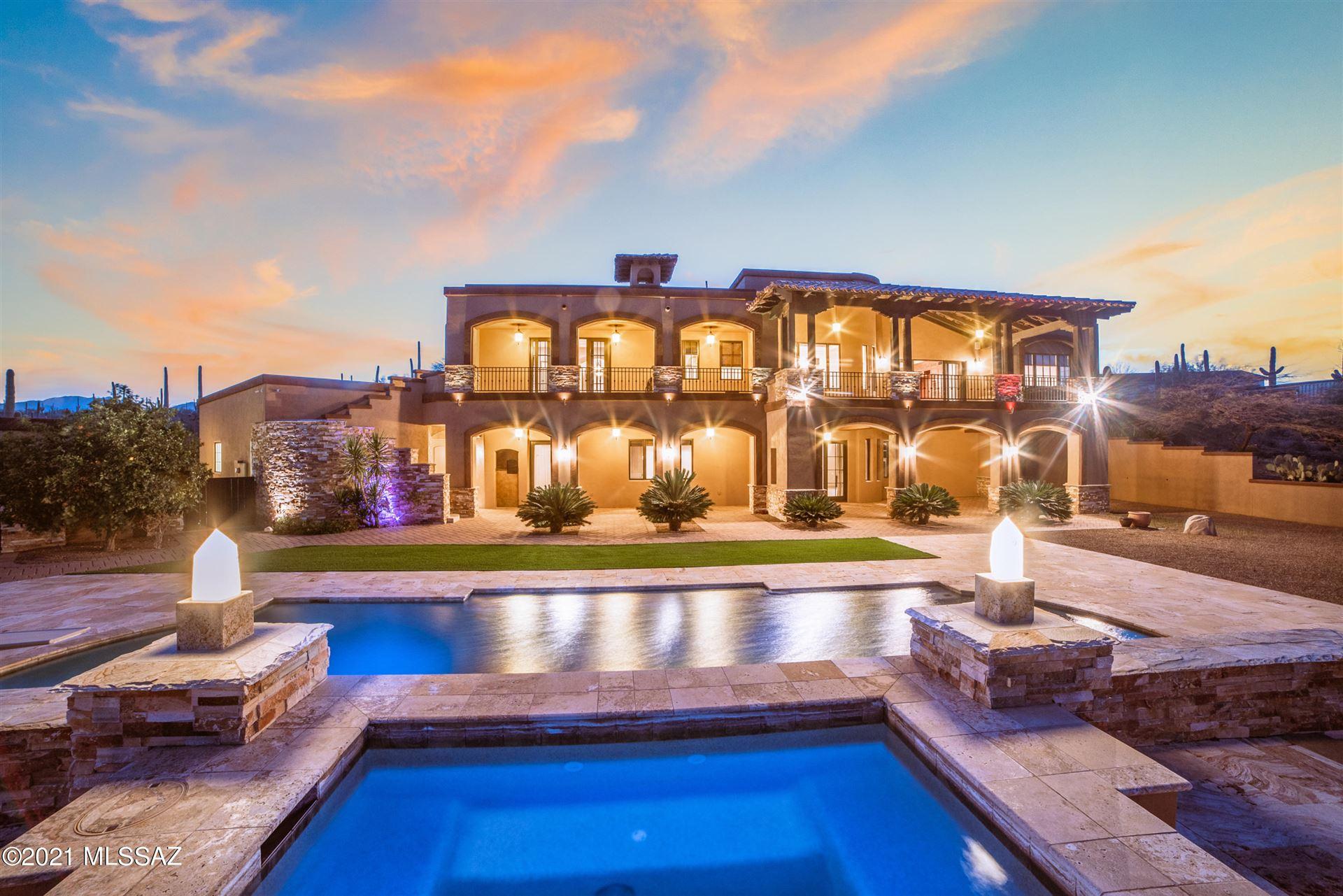 5760 W Crystal Valley Court, Tucson, AZ 85743 - MLS#: 22106926