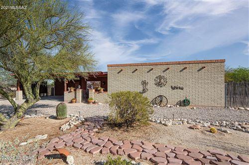 Photo of 12601 E Calle Tatita, Tucson, AZ 85749 (MLS # 22115935)