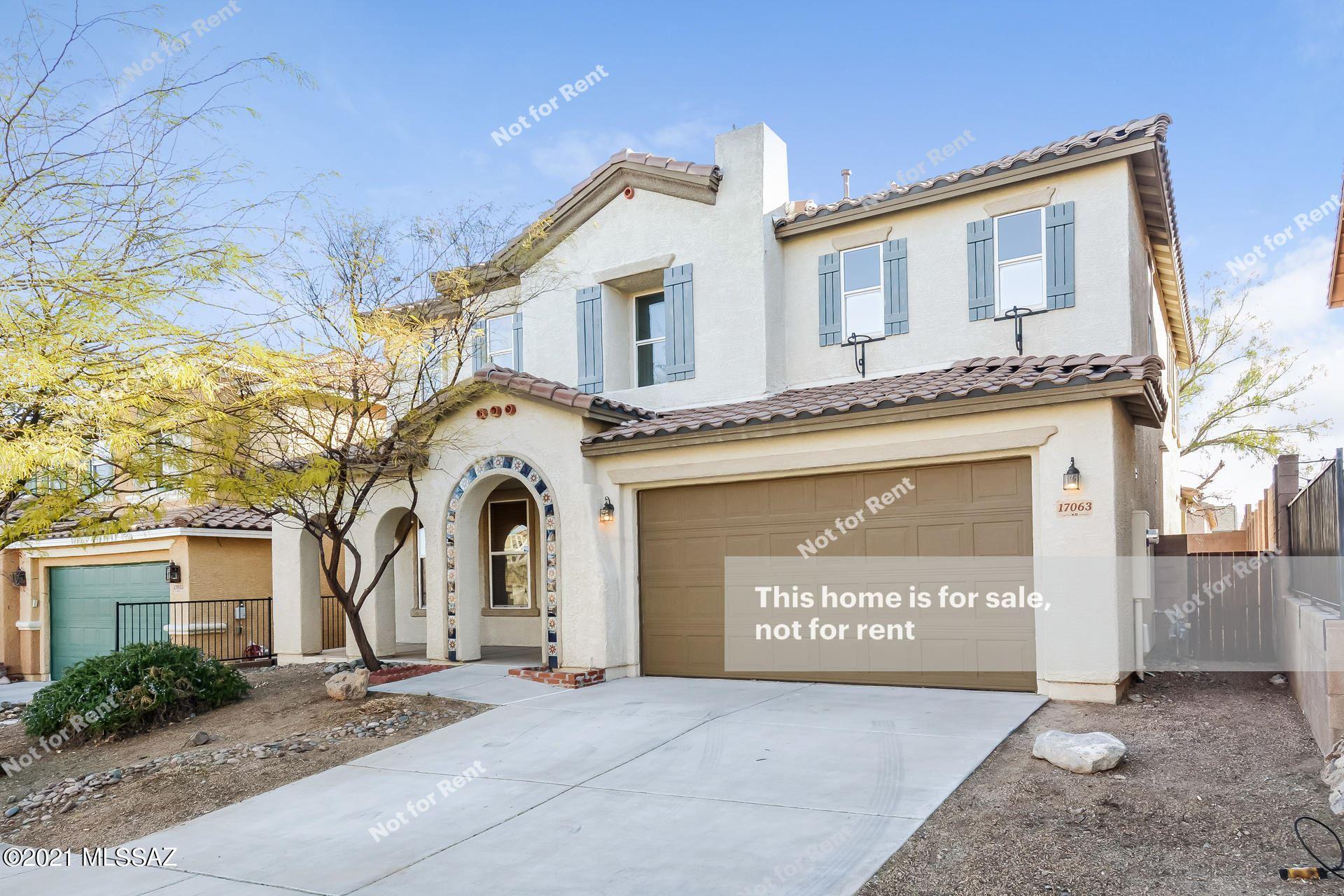 17063 S Pima Vista Drive, Vail, AZ 85641 - MLS#: 22103935
