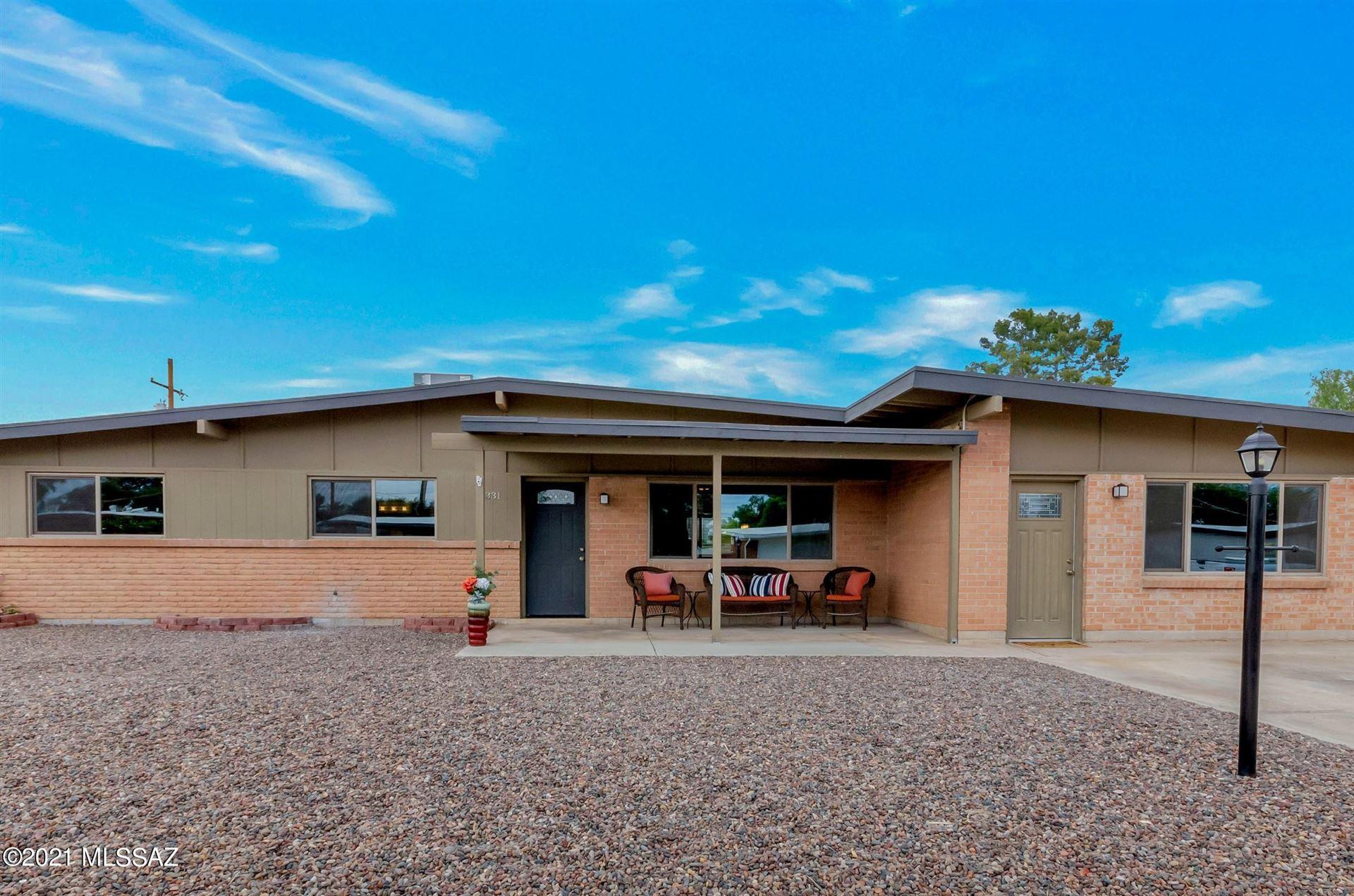 8331 E Shiloh Street, Tucson, AZ 85710 - MLS#: 22110935