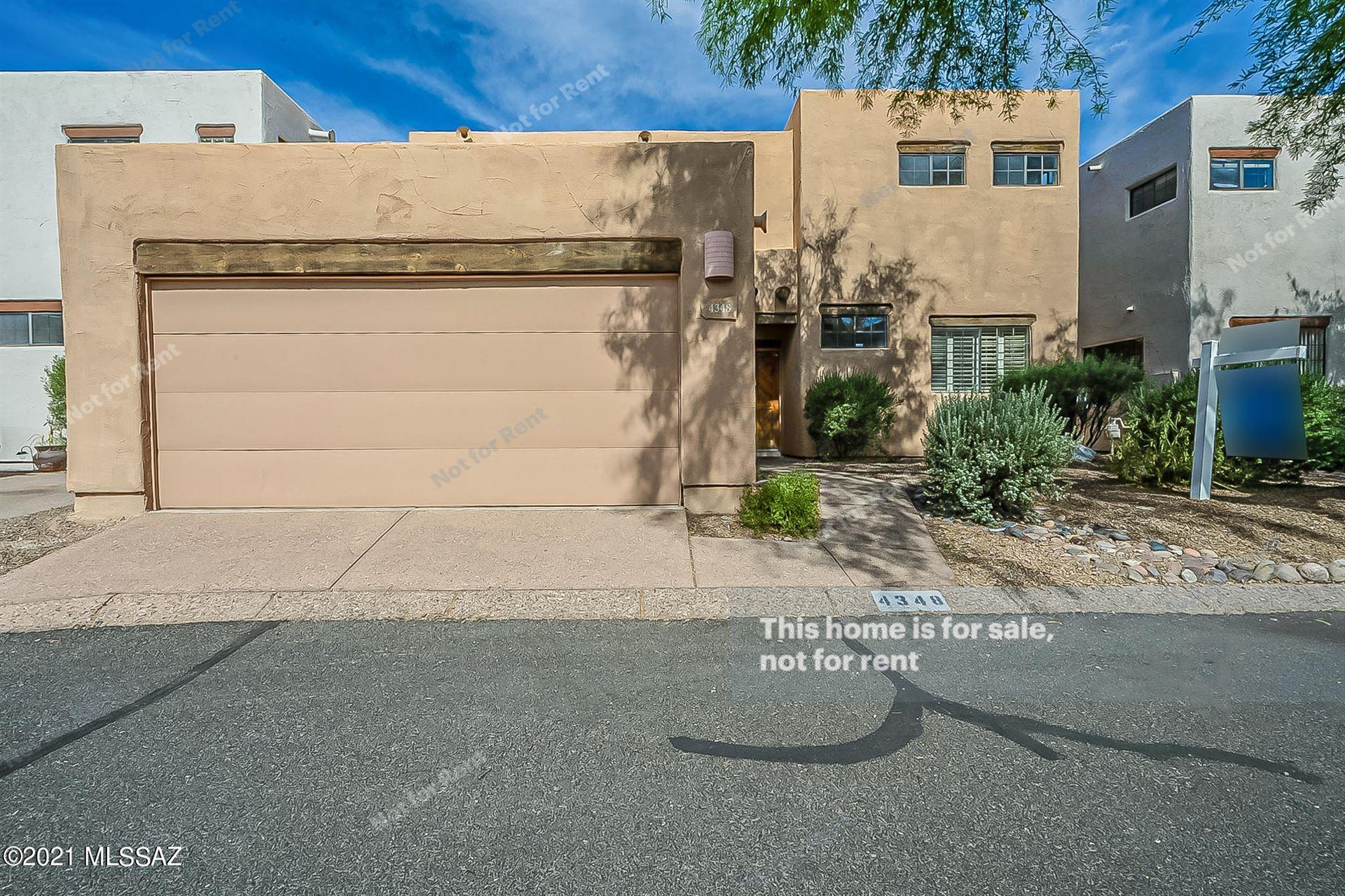 4348 N Rillito Creek Place, Tucson, AZ 85719 - MLS#: 22114935